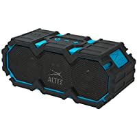 Altec Lansing iMW575 Life Jacket Floating Waterproof Bluetooth Wireless Speaker, Blue