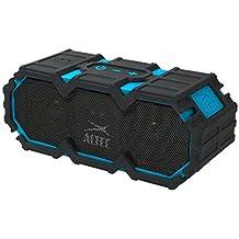 Altec Lansing iMW575 Life Jacket Floating Waterproof Bluetooth Wireless Speaker, Blue