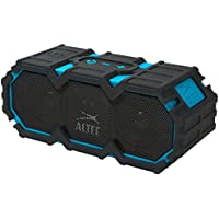 Altec Lansing LifeJacket iMW575 Next Generation Ultra Portable Waterproof Bluetooth Speaker (Blue)