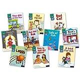 Read Write Inc. Phonics Book Bag Books: Green Set 1 Storybooks Mixed Pack of 10