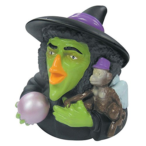 Boys Rubber Ducky Costumes (CelebriDucks Wizard of Oz Wicked Witch Rubber Duck Bath Toy)
