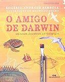 capa de O Amigo de Darwin: Um Jovem Desenhista em Galápagos