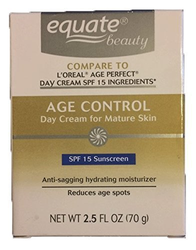 Equate Beauty Age Control Day Cream for Mature