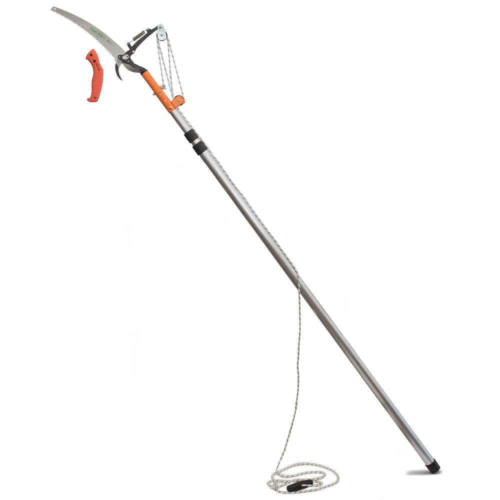 Garrett Wade Custom Italian-made Extendable Pole Pruner/Saw