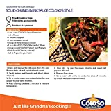 Coloso Squid in Sauce 4 Oz. ( 111 grams ) can