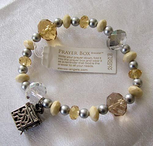 Alexa's Angels Beaded Prayer Box Stretch -