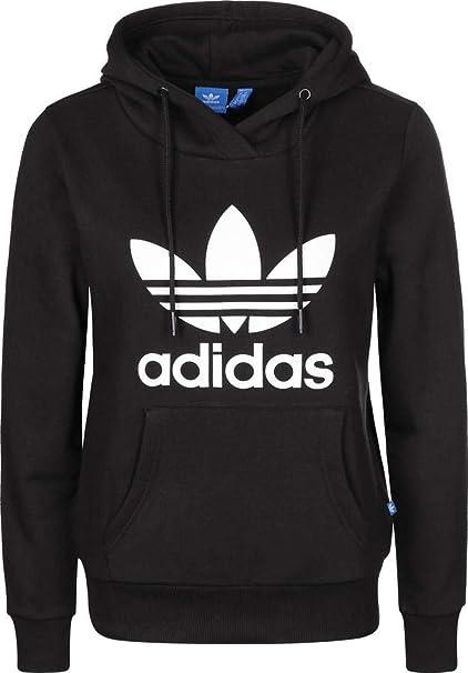 adidas hoodie schwarz