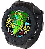 GreenOn(グリーンオン) ゴルフナビ GPS ザ・ゴルフウォッチ A1 (エーワン) オールインワン画面搭載 高精細反射型カラー液晶 10周年記念モデル ※従来のみちびき対応(L1C/A)