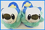 Pokemon Oshawott Plush Doll Slipper One Size Adult up to 7