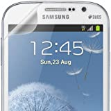Gioiabazar Clear Screen Guard Scratch Protector for Samsung Galaxy Grand Duos i9082
