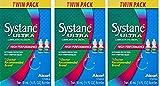 Systane Ultra Lubricant Eye Drops .33 fl oz (10 ml) Two Bottles