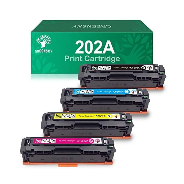 HP color toner by Greensky