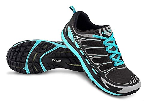 錆びどんよりした最愛のTopo Athletic runventure Trail Running Shoe – Women 's
