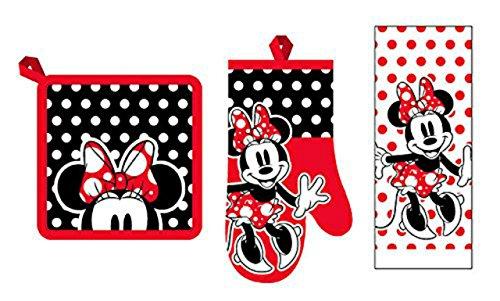 Disney Piece Kitchen Minnie Mouse