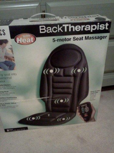 Homedics 5 Motor Back Massage - 2