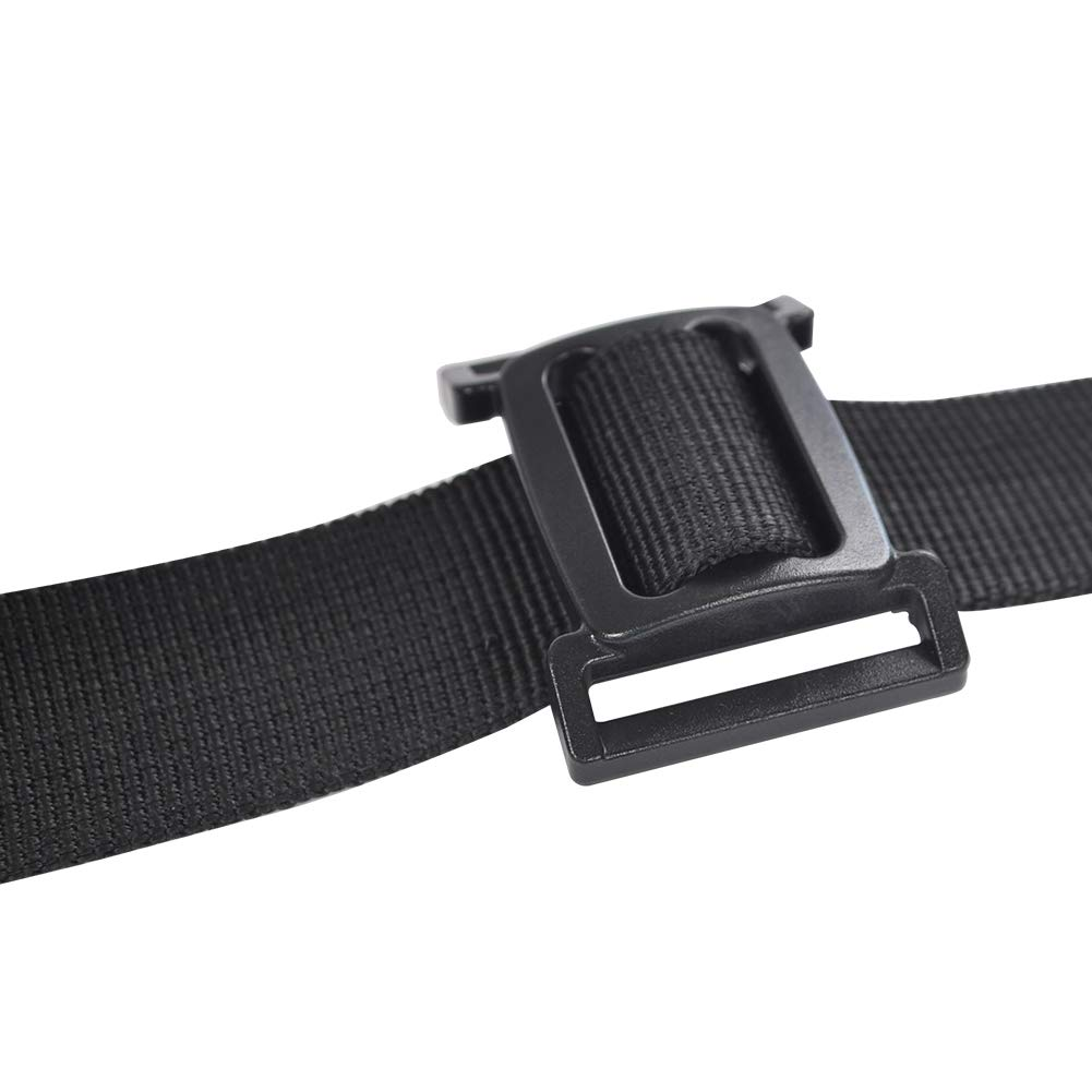 Rst-190 Pull Rod case Travel case Binding Belt Adjustable Combination Cross Packing Belt car Luggage Packing Belt 2 only in Black