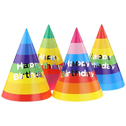 birthday cone hats for adults - 6