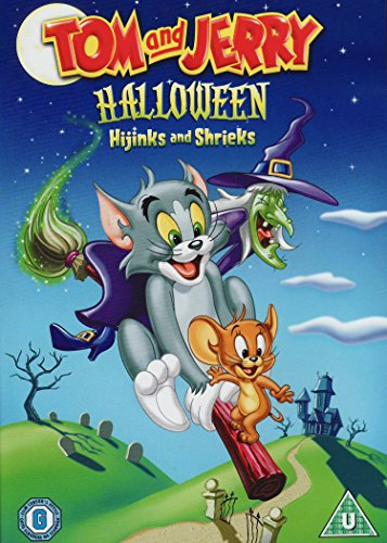 Tom and Jerry - Halloween Hijinks and Shrieks [DVD] [2003]
