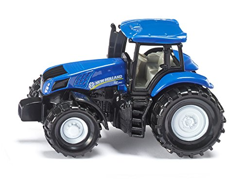 die cast new holland tractor - 3