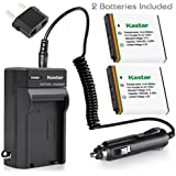 Battery+Charger for Kodak EasyShare M753 M763 M853 V550 M320 M340 Digital Camera