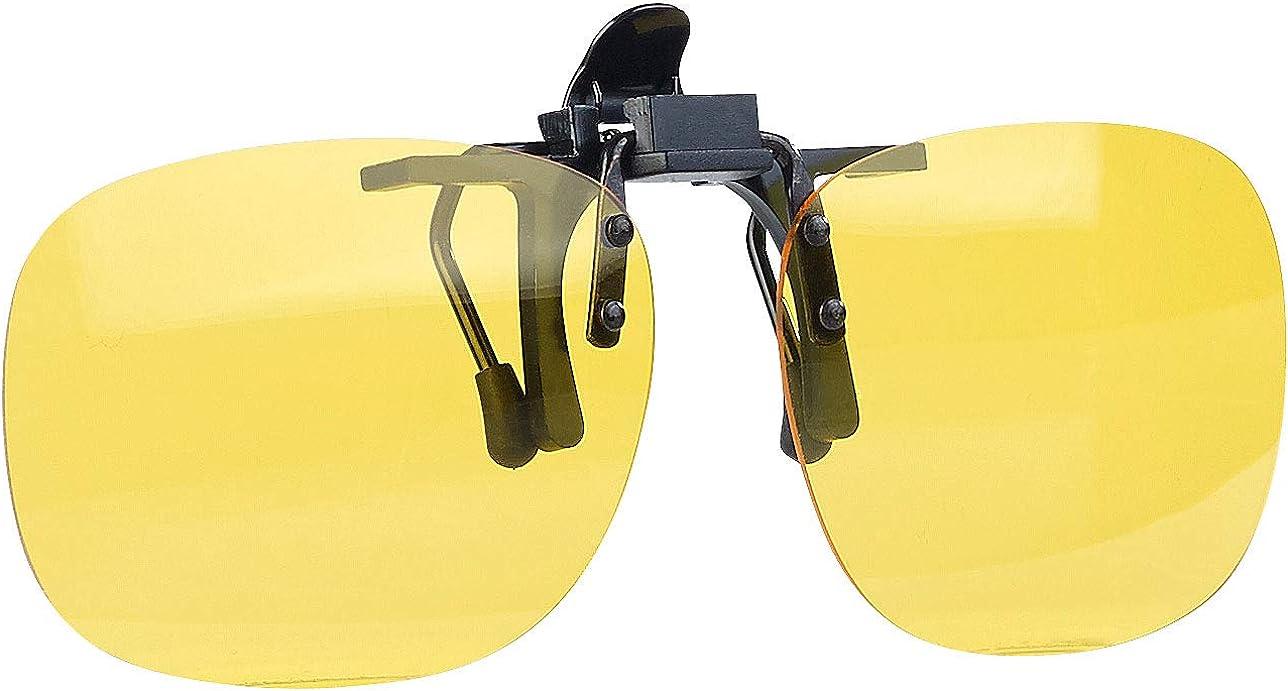 Nachtsicht Blendfreie Polarisierend Zum Anklammern Fahren Brille Sonnenbrille