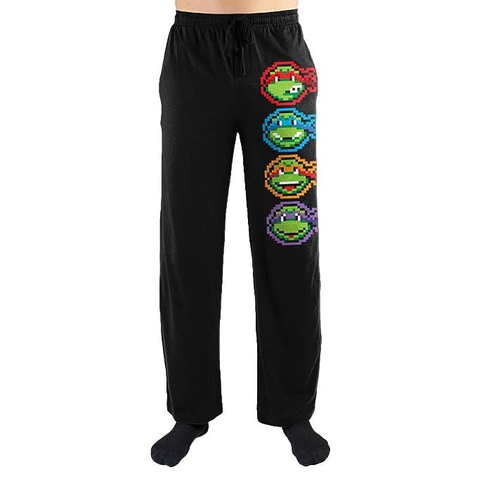 TMNT Teenage Mutant Ninja Turtles Lounge Pajama Sleep Bottom Pants