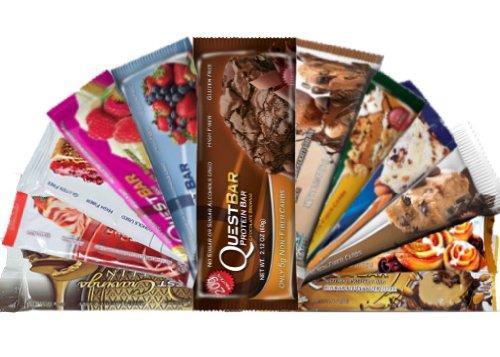 Quête Bundle: Variété Bundle: Pack de 12, 1 de chaque