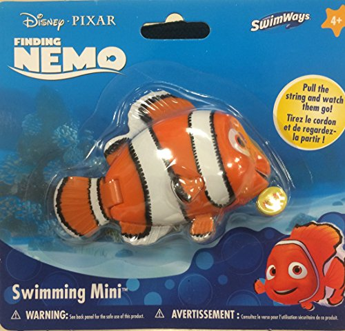 SwimWays Disney's Finding Nemo Swimming -