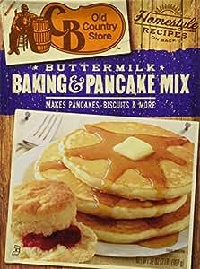 Amazon.com : Cracker Barrel Buttermilk Baking & Pancake ...