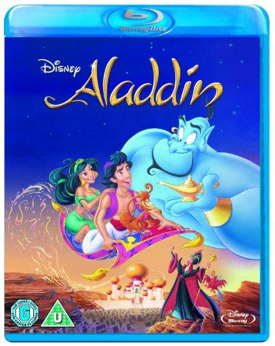 VHS : Aladdin  [UK Import] [Blu-ray]