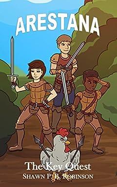 Arestana: The Key Quest (Arestana Series Book 1)