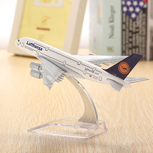new-wh-a380-lufthansa-aircraft-model-16cm-airline-aeroplan-diecast-model-collection-decor-by-ktoy
