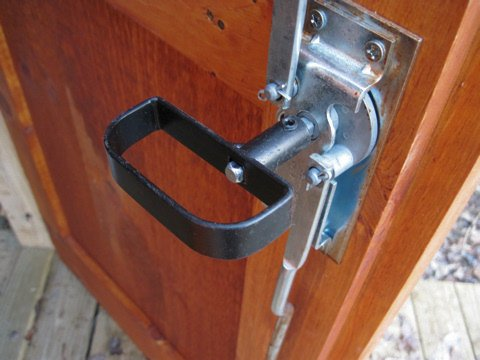 Superieur Heavy Duty, 2 Point Locking Latch Assembly For Sheds And Barns   Cabinet  And Furniture Latches   Amazon.com