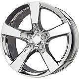 20 camaro wheels - Replica V1160 Camaro SS 20X8 5x120 +35mm Chrome Wheel Rim