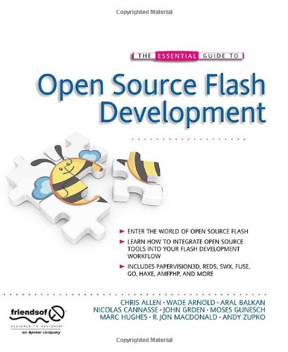 [PDF] The Essential Guide to Open Source Flash Development Free Download | Publisher : friendsofED | Category : Computers & Internet | ISBN 10 : 1430209933 | ISBN 13 : 9781430209935
