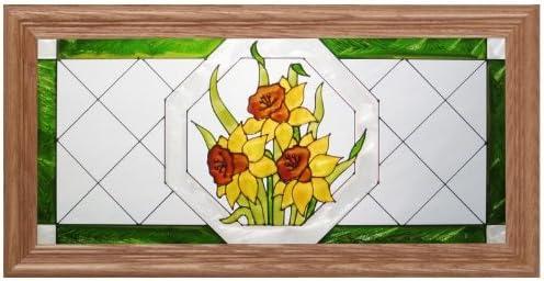 Daffodil Art Glass C-056