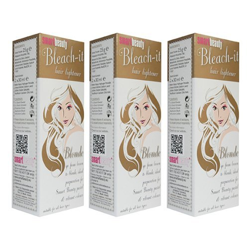 Smart Beauty Bleach-it; Hair Lightening Bleach Kit x (Hair Lightener Kit)