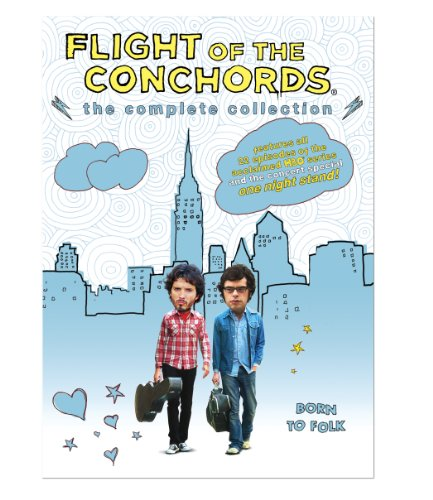 (Flight of the Conchords: The Complete Collection)