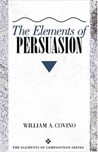 The Elements Of Persuasion 1st Edition
