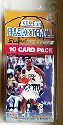 10 car pack college basketball kentucky wildcats different superstars starter kit
