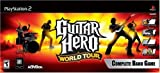 PS2 Guitar Hero World Tour - Band Kit