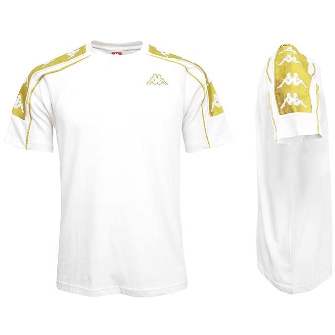 Kappa - Camiseta - para Hombre Bianco X-Small