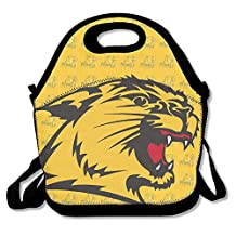Northern Michigan Wildcats Logo Lunch Tote Bag
