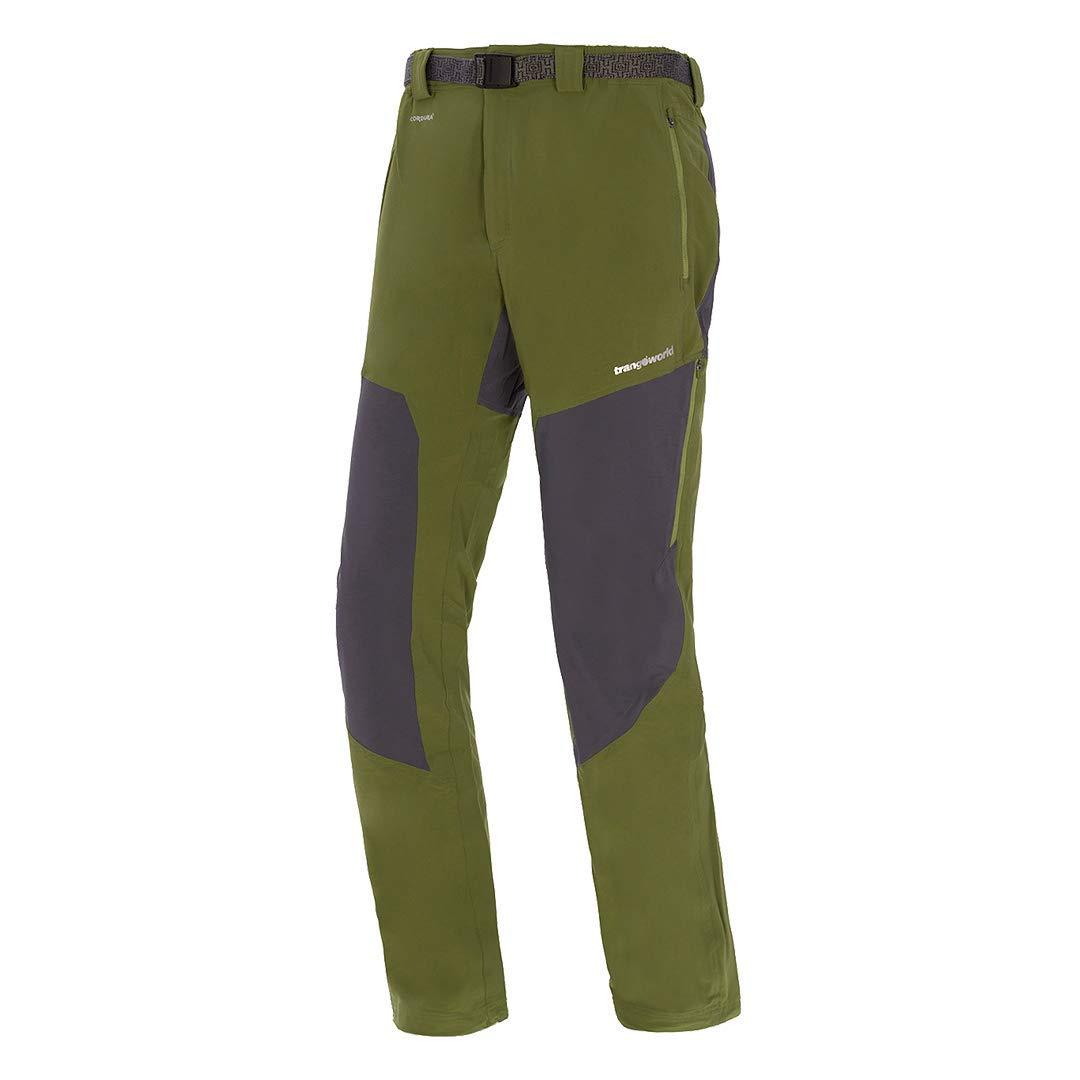 Vert, gris anthracite XL Trangoworld Muley Pantalon Homme