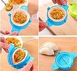 Ainest Kitchen Dumpling Tools Dumpling Maker Device DIY Jiaozi Mold Kitchen Gadgets