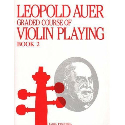 auer-leopold-graded-course-of-violin-playing-book-2-for-violin-fischer-edition