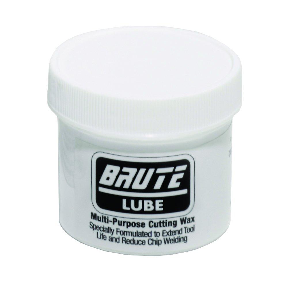 Champion Cutting Tool BruteLube 2 oz Tub Cutting Wax Lubricant: XLUB-WAX-2