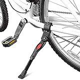 Emoly Upgraded Bike Kickstand Adjustable Aluminium