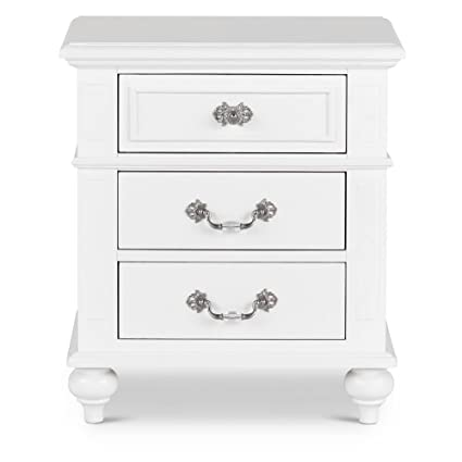 picket house furnishings. picket house furnishings annie nightstand transitional/white/solid rubber wood e