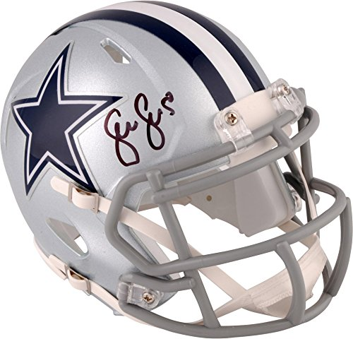 Sean Lee Dallas Cowboys Autographed Riddell Speed Mini Helmet - Fanatics Authentic Certified - Autographed NFL Mini Helmets